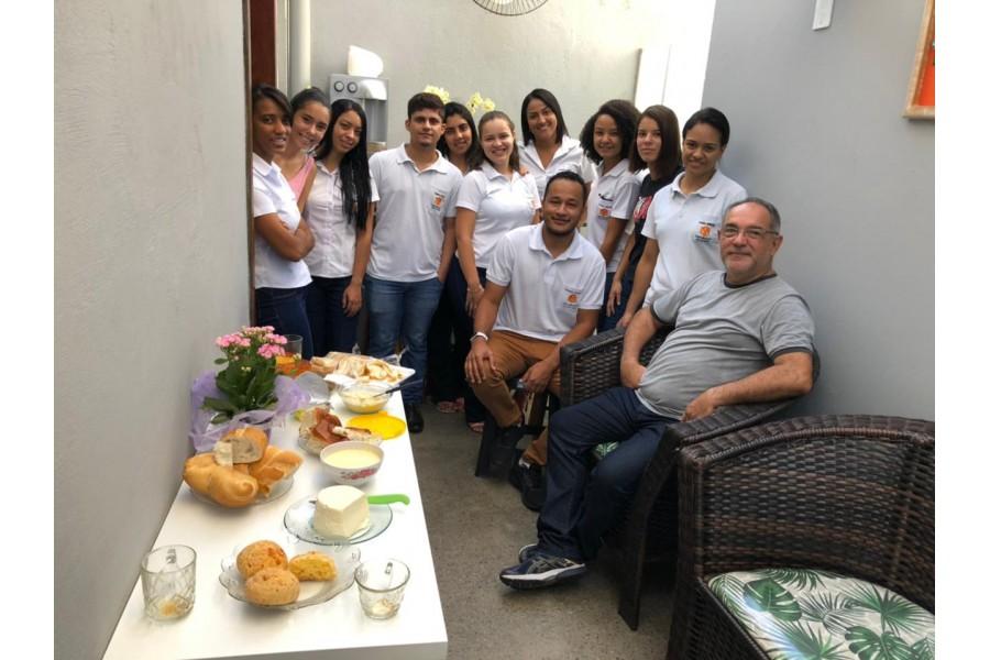 Café Equipe Francis Henrique
